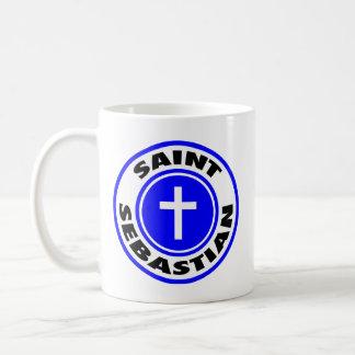 Saint Sebastian Coffee Mug