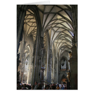 Saint Stephan's Cathedral, Vienna Card