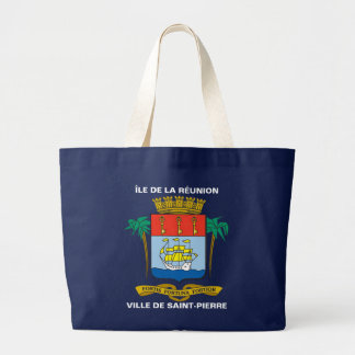 saint-stone large tote bag