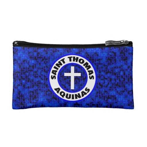 Saint Thomas Aquinas Cosmetic Bag