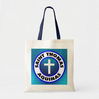 Saint Thomas Aquinas Budget Tote Bag