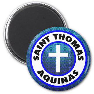 Saint Thomas Aquinas Magnet