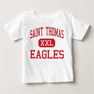 Saint Thomas - Eagles - High - Houston Texas Baby T-Shirt