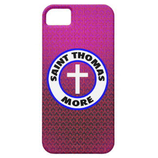 Saint Thomas More iPhone 5 Cover