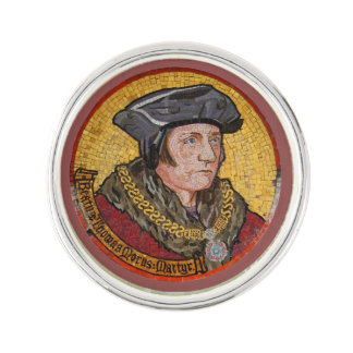 Saint Thomas More: Lapel Pin