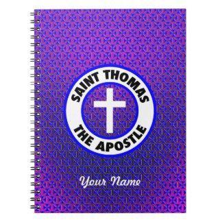 Saint Thomas the Apostle Notebook