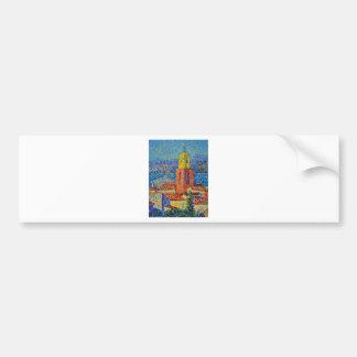 Saint-Tropez Bumper Sticker