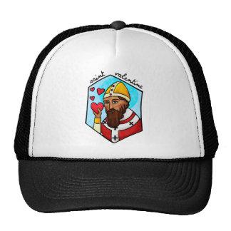 Saint Valentine Mesh Hats