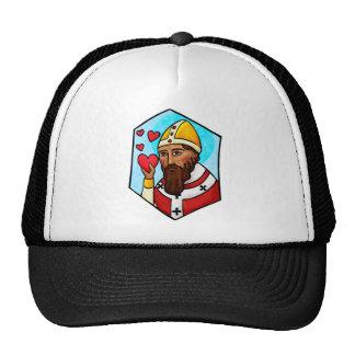 Saint Valentine Hat