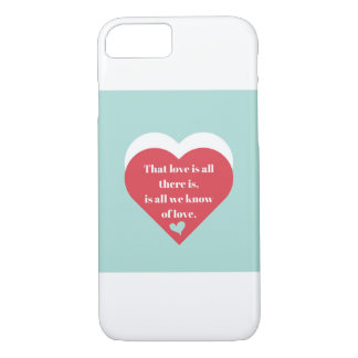 Saint Valentine's Day iPhone 7 Case