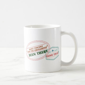 Saint Vincent and The Grenadines Been There Done T Coffee Mug
