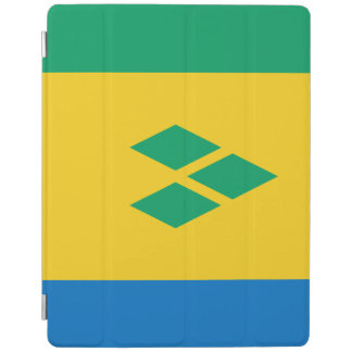 Saint Vincent and the Grenadines Flag iPad Cover