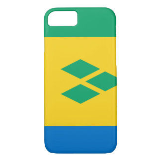 Saint Vincent and the Grenadines Flag iPhone 8/7 Case