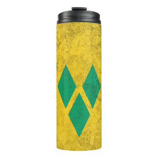 Saint Vincent and the Grenadines Thermal Tumbler