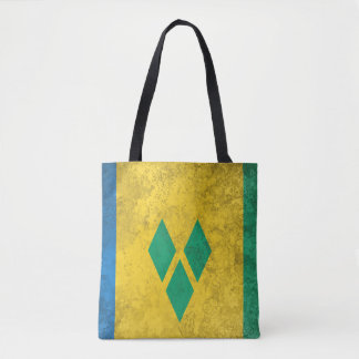 Saint Vincent and the Grenadines Tote Bag