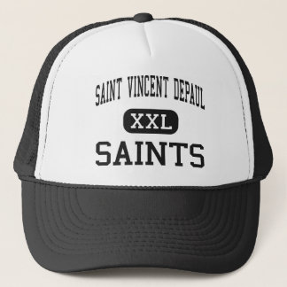 Saint Vincent Depaul - Saints - High - Petersburg Trucker Hat