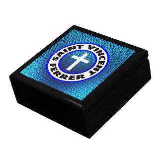 Saint Vincent Ferrer Large Square Gift Box