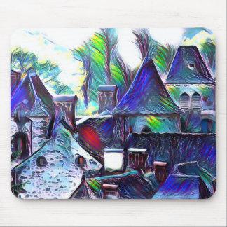 Saint-Vincent in France Mouse Pad