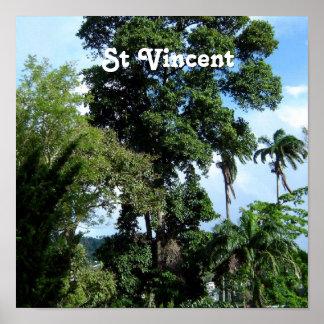 Saint Vincent Island Posters