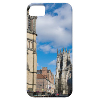 Saint Wilfrids and York Minster. iPhone 5 Covers