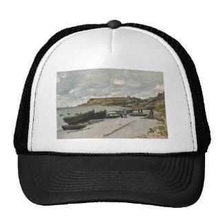 Sainte-Adresse by Claude Monet Trucker Hat