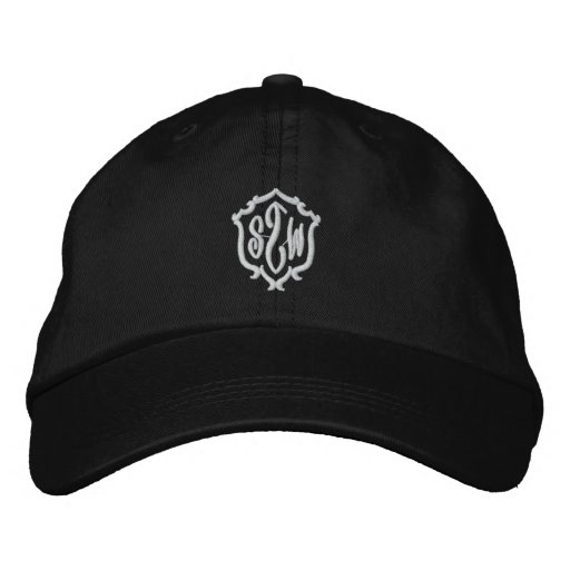 Sainted Warriors Military Cap Women Embroidered Baseball Cap