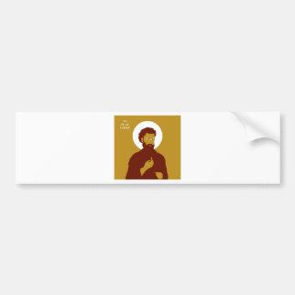 saints bumper stickers
