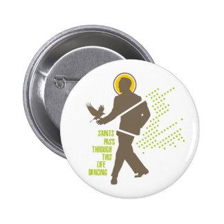 Saints Dancing button