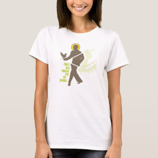 Saints Dancing ladies t-shirt