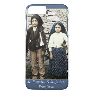 Saints Francisco & Jacinta Marto Canonization iPhone 8 Plus/7 Plus Case