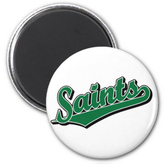 Saints in Green Magnets