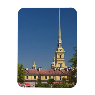Saints Peter and Paul Cathedral Rectangular Photo Magnet