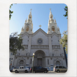 Saints Peter & Paul Church Mousepad