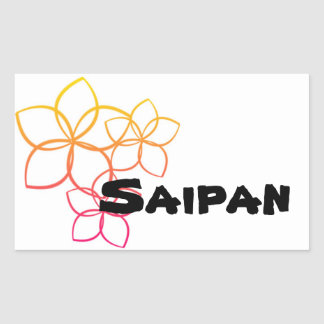 Saipan sticker