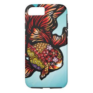 "SajuArt Zen ""Goldfish & Waterlily"" iPhone 7 iPhone 7 Case"