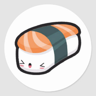 Sake Nigiri Sticker