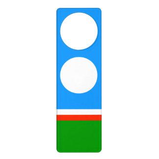 Sakha Republic Flag Door Hanger