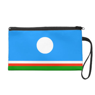 Sakha Republic Flag Wristlet