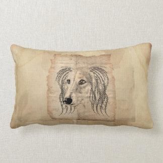 Sakuki Vintage Lumbar Pillow