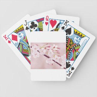 sakura-a bicycle playing cards