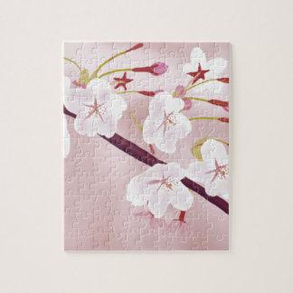 sakura-a jigsaw puzzle