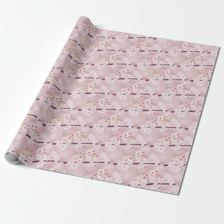 sakura-a wrapping paper