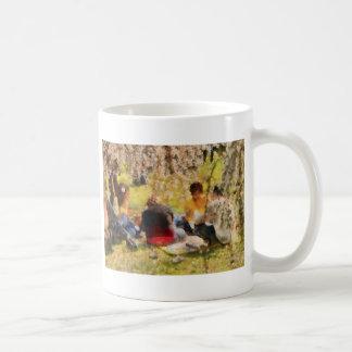 Sakura - Afternoon Picnic Coffee Mug