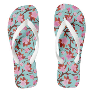 Sakura Blossom Thongs