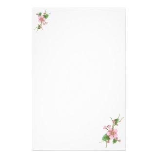 Sakura Blossoms Personalised Stationery