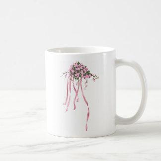 Sakura Bouquet Mugs