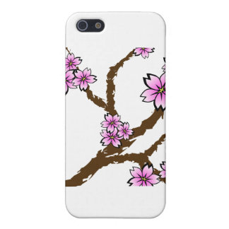 Sakura Branch Case For iPhone 5/5S