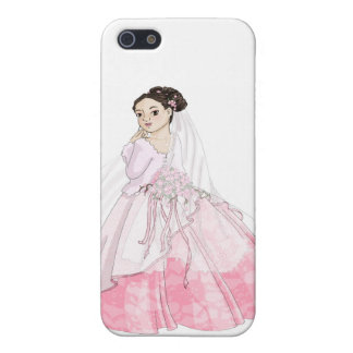 Sakura Bride iPhone 5/5S Case