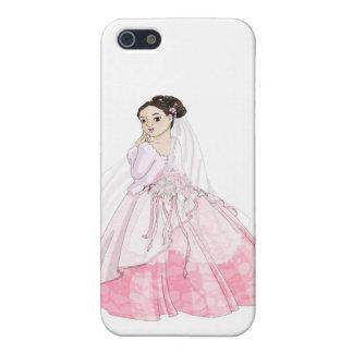 Sakura Bride iPhone 5 Cases