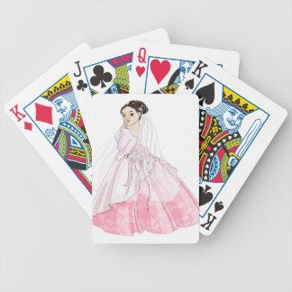 Sakura Bride Poker Deck
